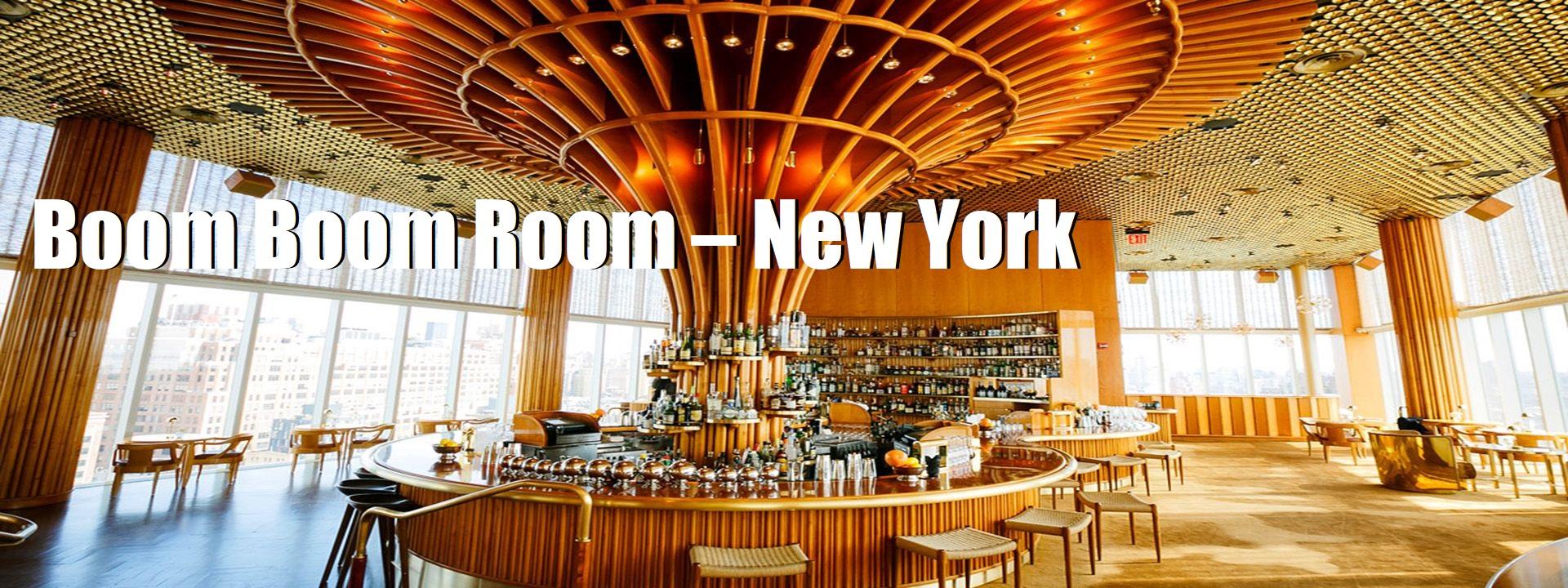 Boom Boom Room – New York